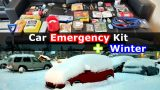 Complete best car emergency kit for everyone + Winter car survival kit add-on essentials