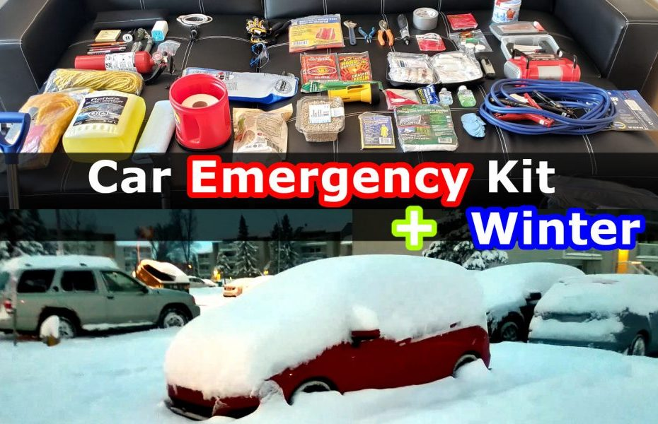 Blog_Complete best car emergency kit for everyone + Winter car survival kit add-on essentials