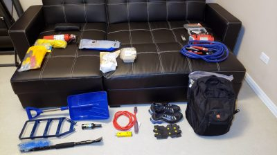 Complete best car emergency kit for everyone + Winter car survival kit add-on essentials (with missing items #2)
