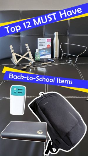 Blog_Tech_Top 12 MUST HAVE back to shool items for college university