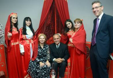 Biləsuvarda Qadın Resurs Mərkəzi açıldı