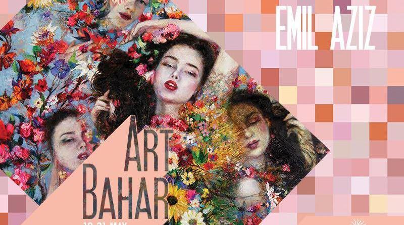 "Emil Əzizin ""Blooming"" – in sərgisi"