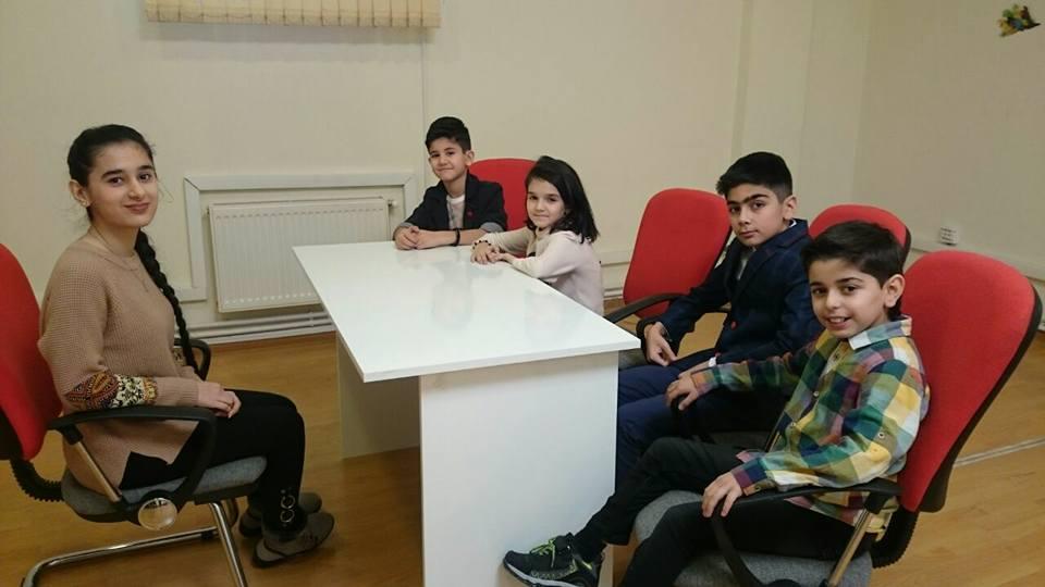 """ATV-də yeni nəfəs-""""Dəcəl balam"""" uşaq proqramı"""