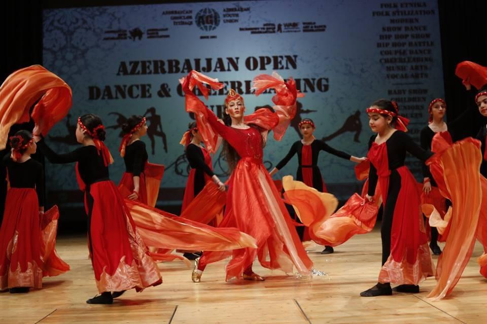 """""""Azərbaycan Kuboku"""" adlı incəsənət müsabiqəsi keçiriləcək"""