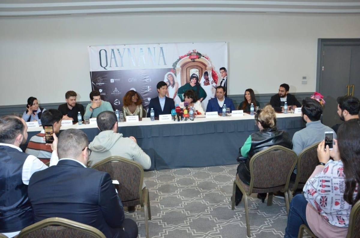 """""""Qaynana"""" filminin 40 illik yubileyi ərəfəsində növbəti """"Qaynana 2018"""" təqdim olunacaq"""