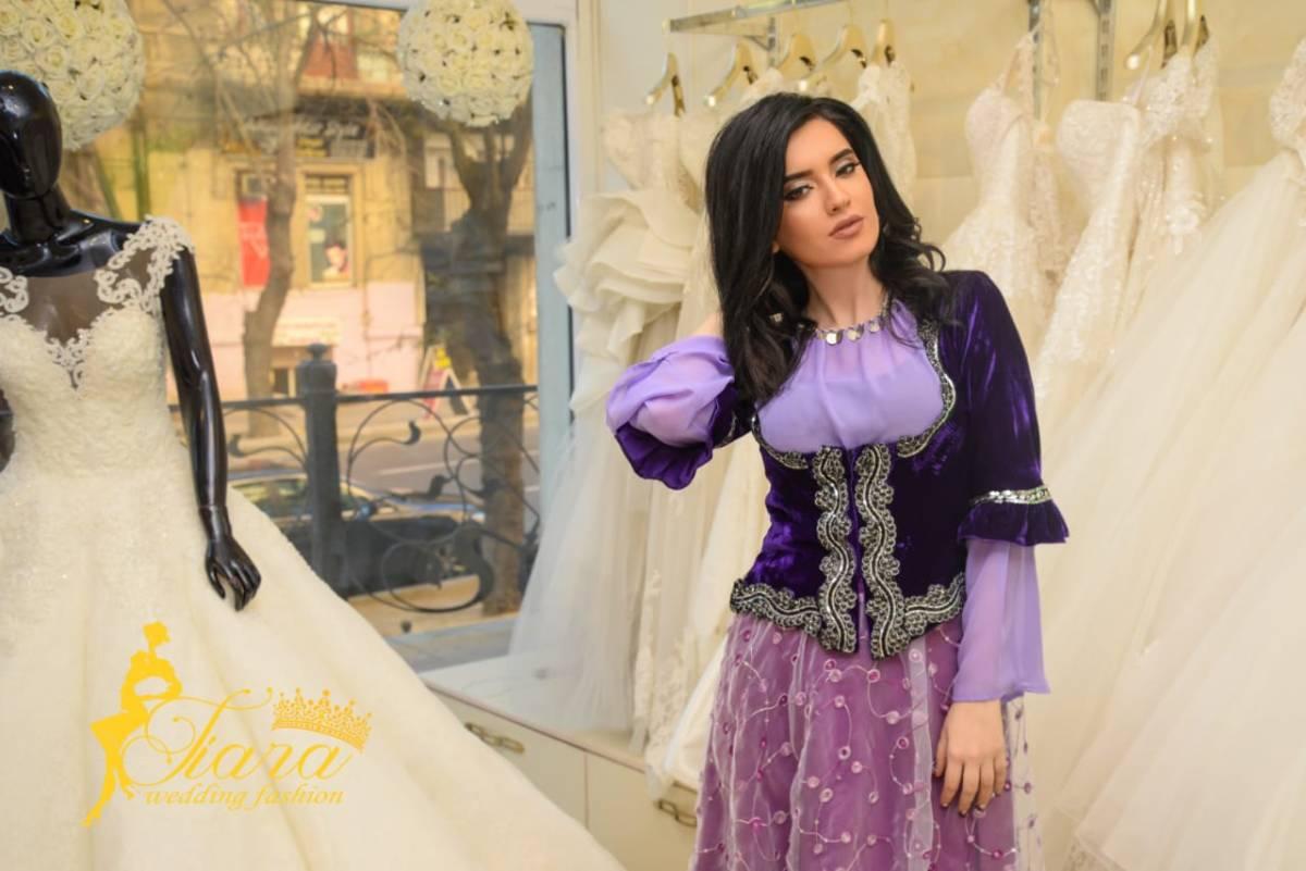 """Azərbaycanda ilk dəfə """"Wedding Fashion"""" keçiriləcək"""