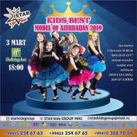 """""""Kids Best Model of Azerbaijan 2019"""" yarışması keçiriləcək"""