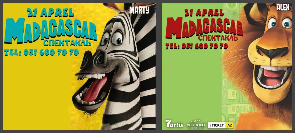 Madagaskar Bakıya Gəlir