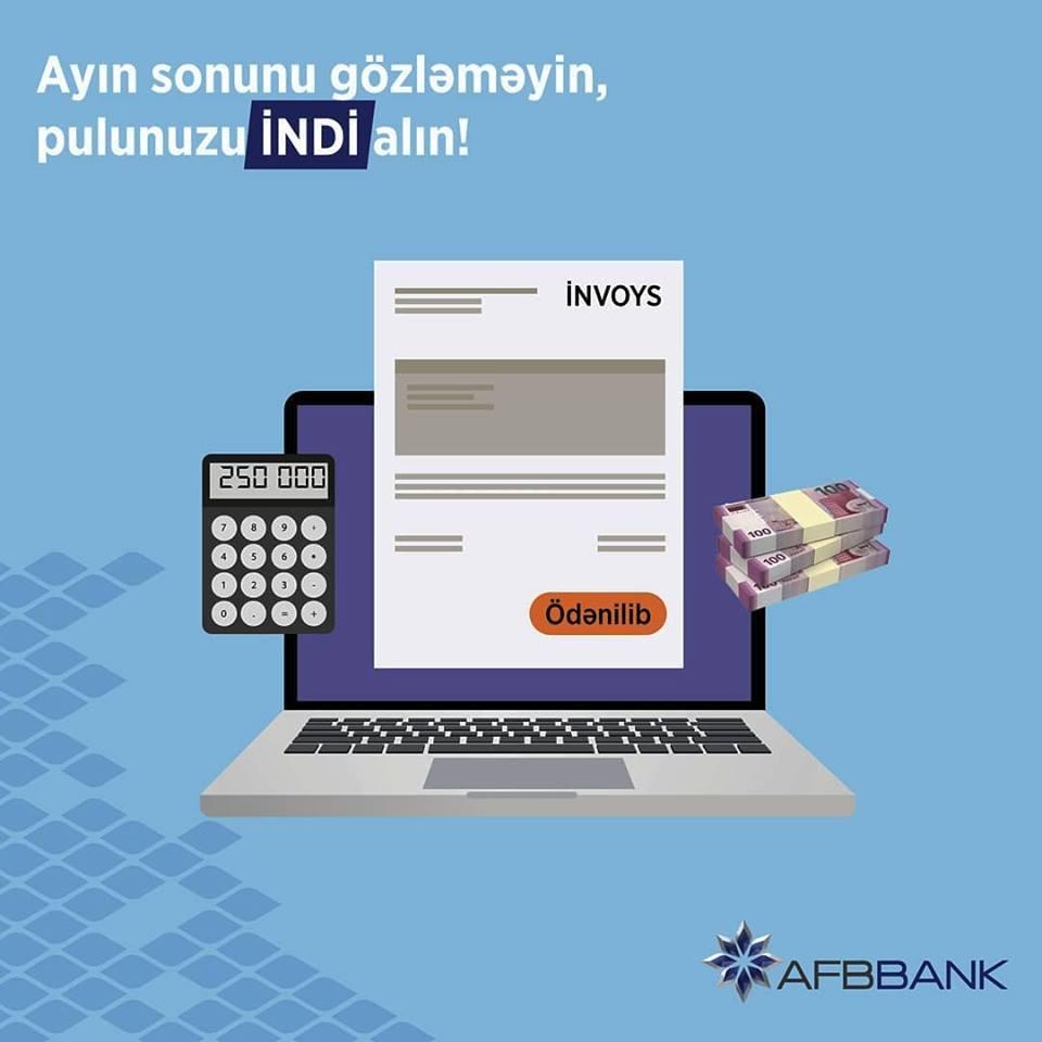"""""""AFB Bank""""yeni innovativ məhsulunu təqdim edib"""