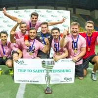 İlk Carlsberg Summer Cup futbol turnirinin qalibi müəyyən oldu