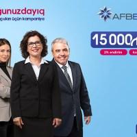 """""""AFB Bank""""-dan """"Dövlət qulluğu"""" kampaniyası"""