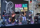 On dördüncü Bakı Caz Festivalının ilk konserti İçərişəhərdə təşkil edilib