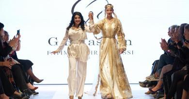 Azerbaijan Fashion Week 10-cu yubiley mövsümünün – Üçüncü günü