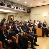 """Musiqili Teatrda """"Nəsimi"""" kompozisiyası təqdim olunub"""