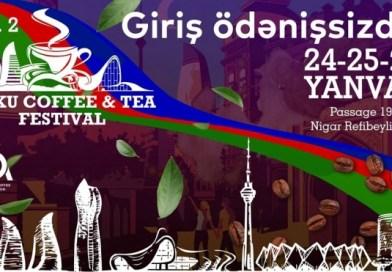 «Baku Coffee & Tea Festival Vol.2»