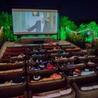 """""""CinemaPlus"""" açıq havada yeni kinoteatr açdı"""