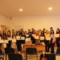 Education Hub-ın təşəbüssü ilə sosial tədbir keçirilib