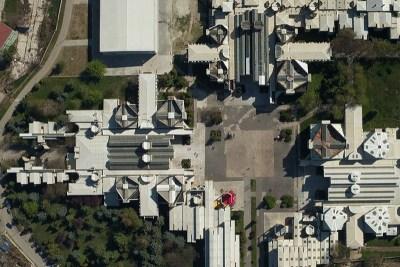 Framing the City: Slumbering Concrete