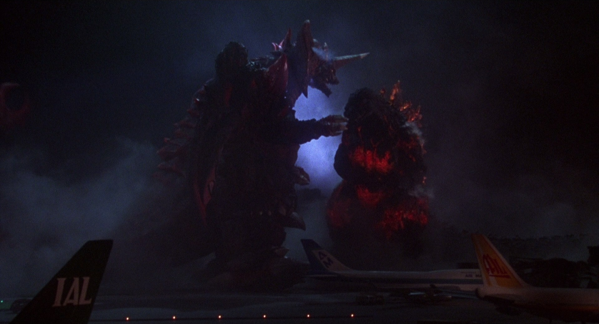 Godzilla Vs. Destroyer