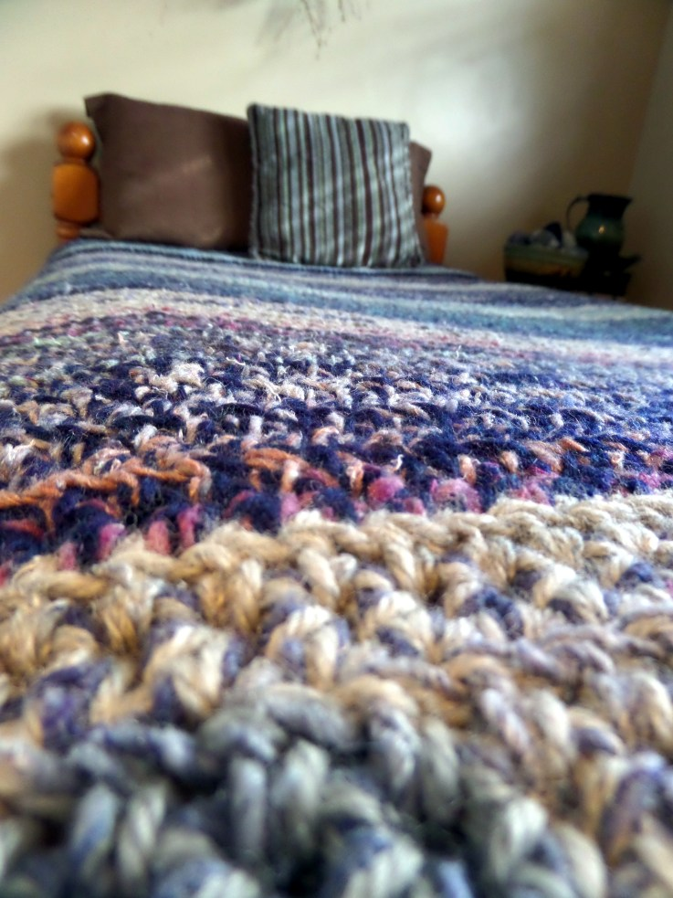 Stitch closeup