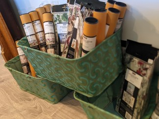 K. Decoupage Tissue Paper by re-design with Prima