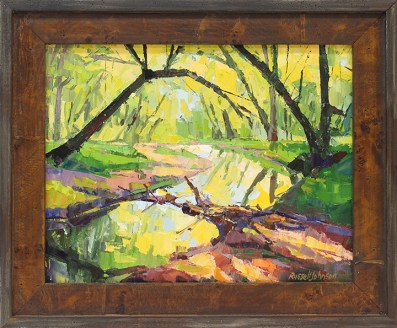 Russell Johnson artist