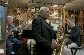Acker Music Night Events at the Frame and I Prescott Art Gallery