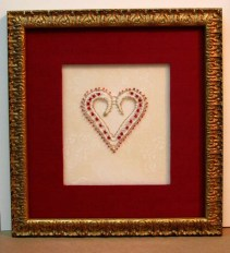 Frame your stitchery!