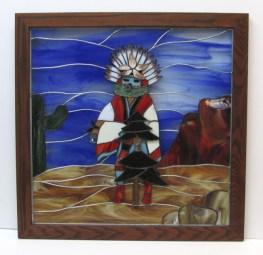 Kachina Stained Glass