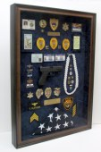 Officer's Shadowbox