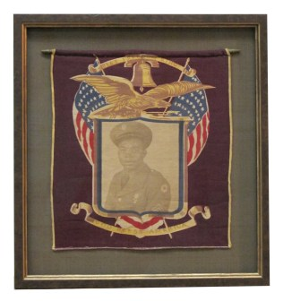 Portrait Banner Military