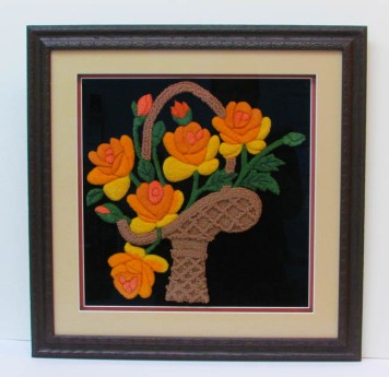 Tufted Needlepoint