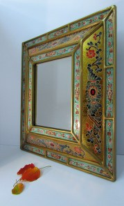 Custom framed mirrors from the Frame and I