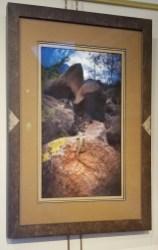 inlay frame