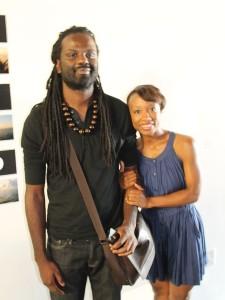 Courtney D. Jones and Deon Robinson