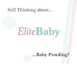 Still thinking about baby proofing?
