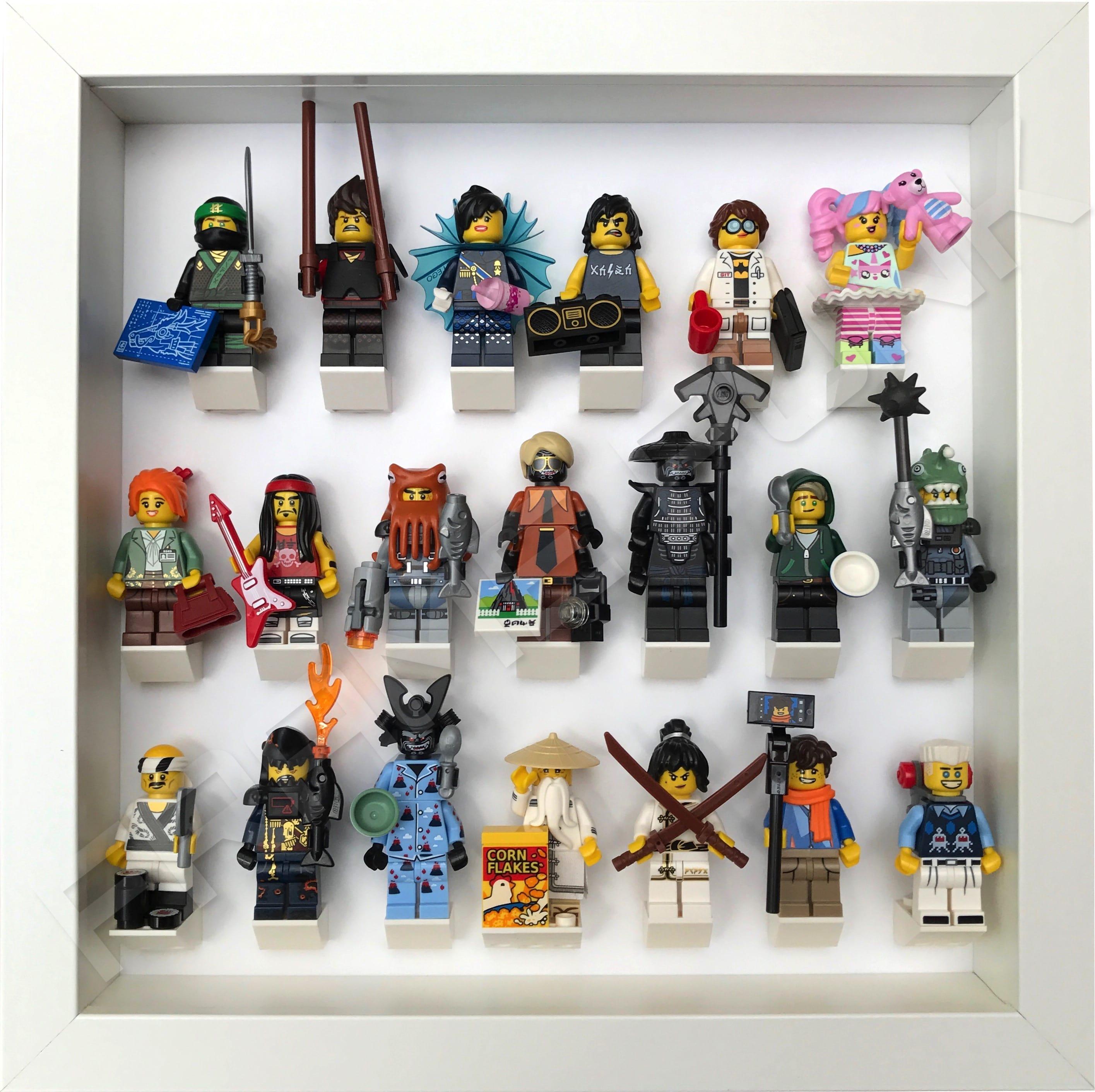 Lego Ninjago Pixal Minifigure