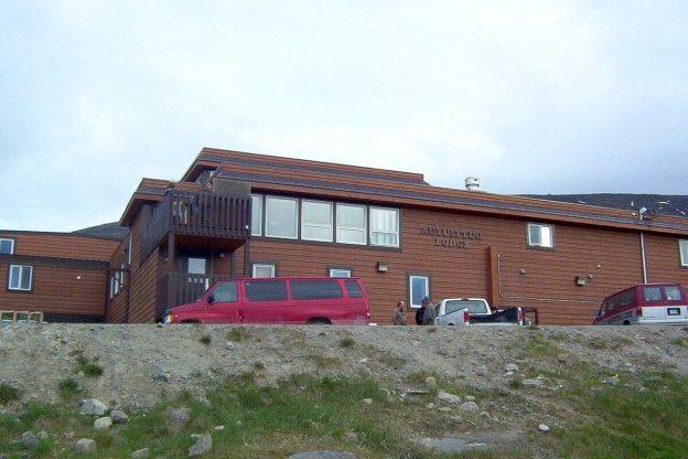 auquittuq lodge, Pangnirtung, Baffin Island, Nunavut, Canada