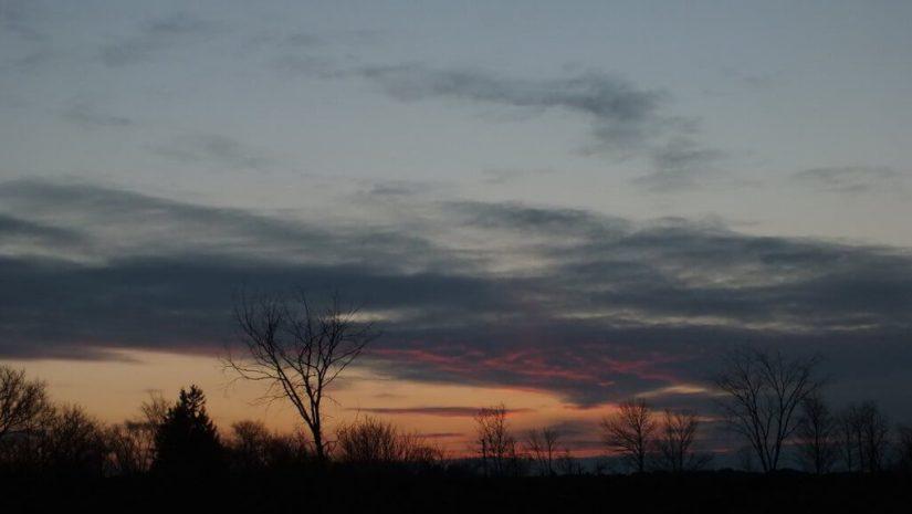 sunset, markham, ontario