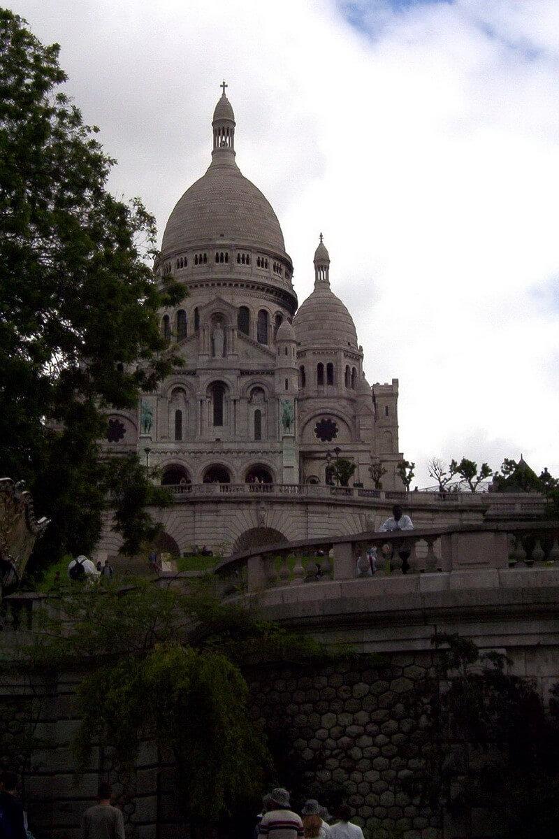 Our travels to paris in the spring - Place saint pierre paris ...