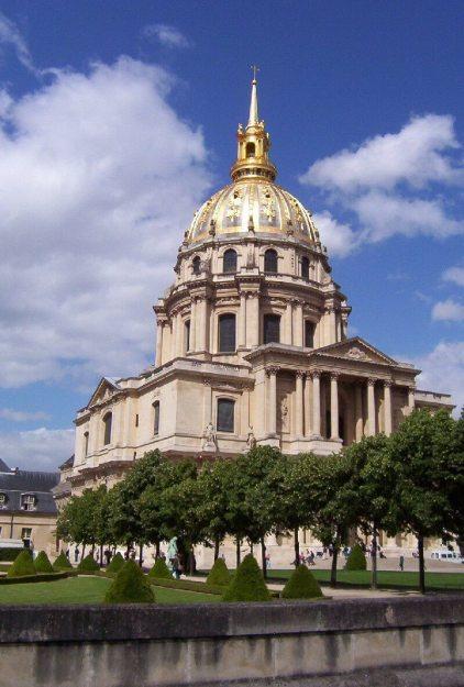 Hotel de Invalides 2 - Paris - France