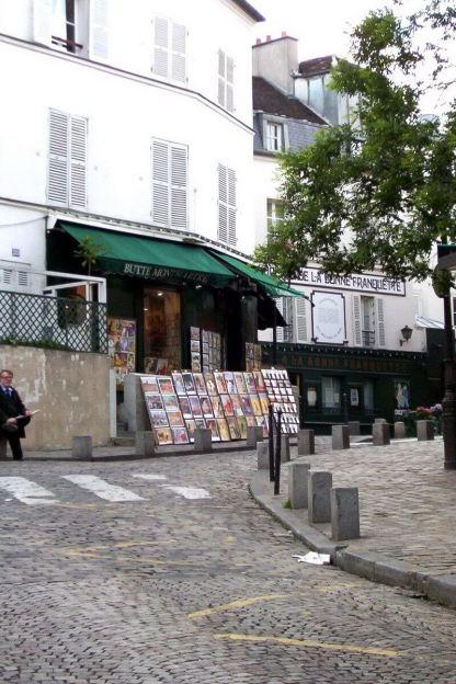 La Bonne Franquette - Montmartre - Paris