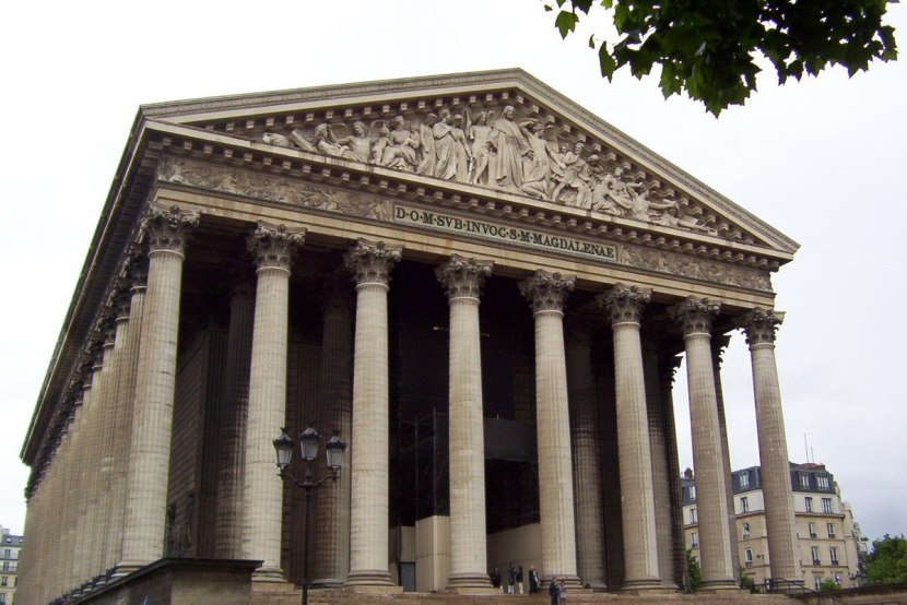 La Madeleine Church - Paris - France