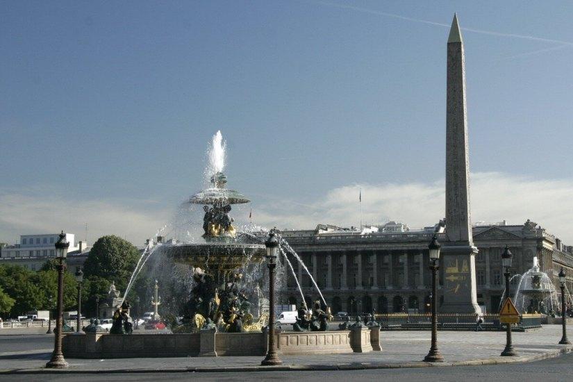 Place de la Concorde pic 2 - Paris