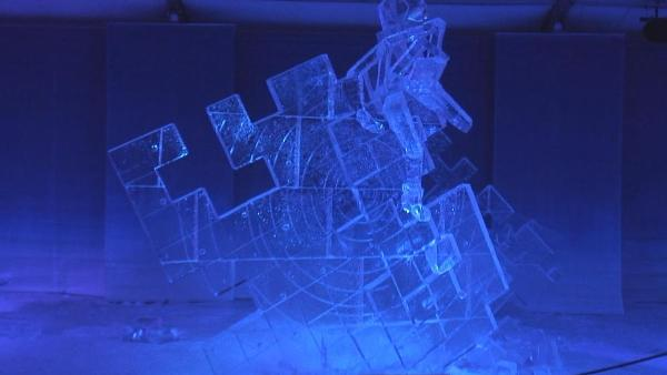 1st place winner - Ice Sculpture - Winterlude - Ottawa