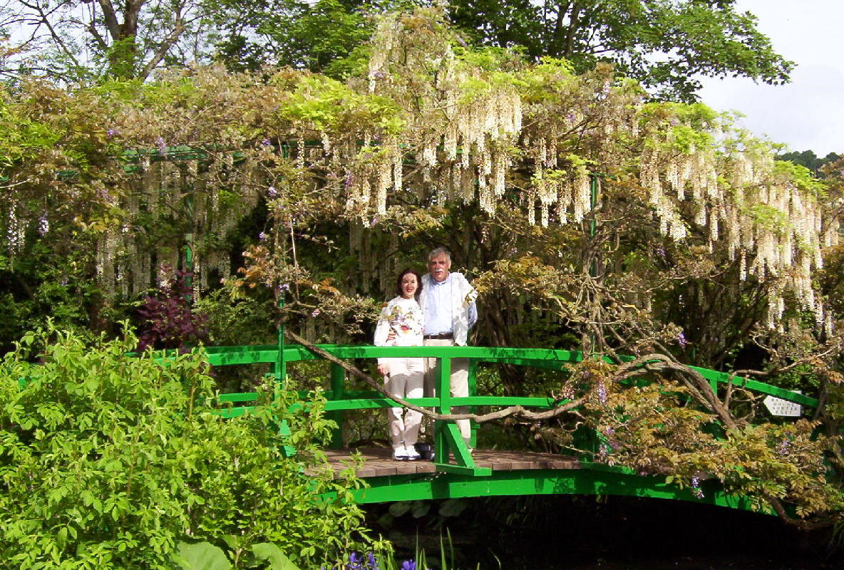 Claude Monet\'s Garden, Our Tour of Giverny and his Water Pond