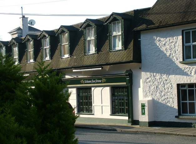Glendalough hotel - Wicklow Mountains - Ireland
