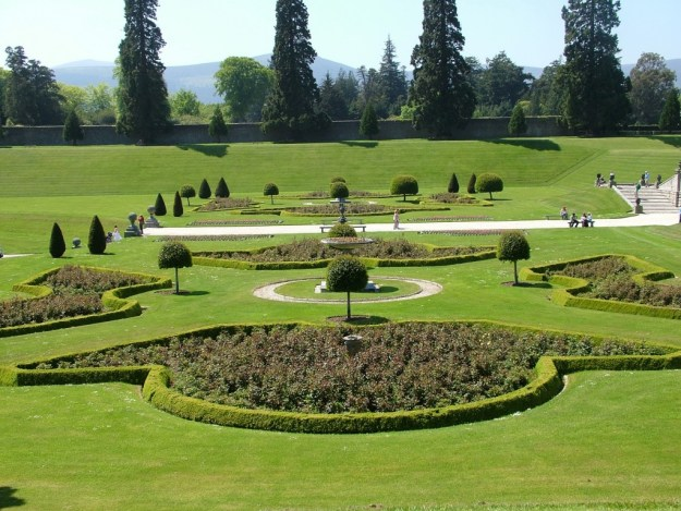Italian Gardens - Powerscourt - Wicklow - Ireland