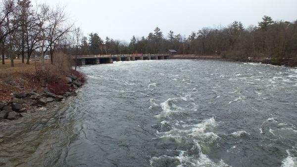 Lock 27 Trent Severn Waterway ---- Ontario - Canada