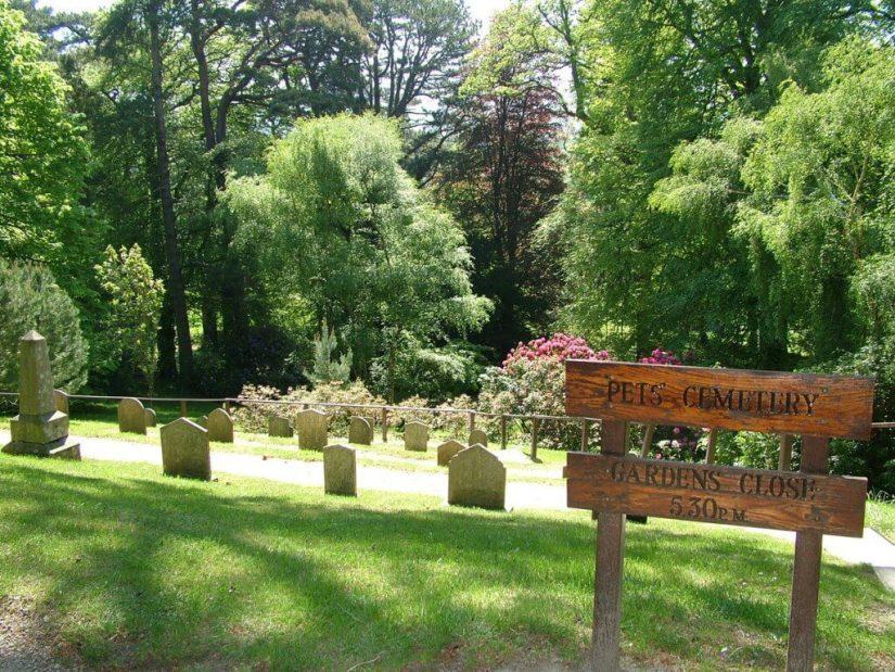 Pets Cemetery - Powerscourt - Ireland